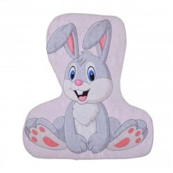 Детско килимче 3D - зайче