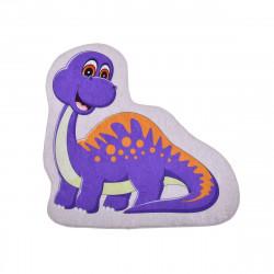 Детско килимче 3D - динозавърче