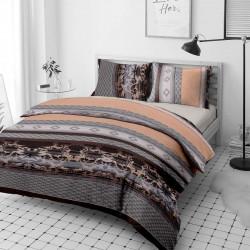 Спално бельо ранфорс за единично легло - нежност