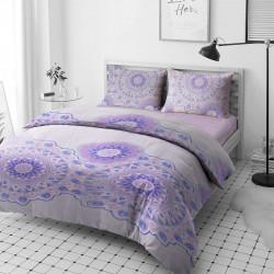 Спално бельо ранфорс за макси спалня - мандали