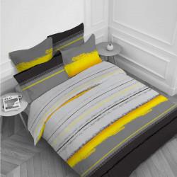 Спално бельо ранфорс за единично легло - диана