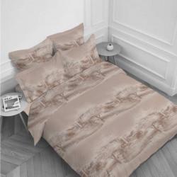 Спално бельо ранфорс за голяма спалня - пейзаж 1