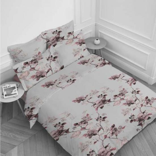 Спално бельо ранфорс за макси спалня - пролет