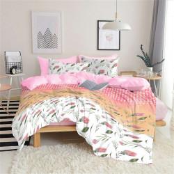 Спално бельо премиум за макси спалня - сиена