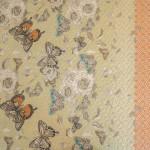 Винтидж дизайн шалте Пеперуди