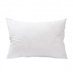 Възглавница от ранфорс 50/70 с допълнителен пух - бяла