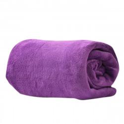 Микрофибърно одеяло 200/220 - лилаво