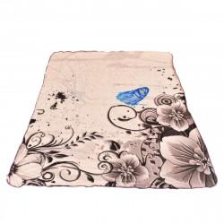 Одеяло 150/200 с DF пано печат - цветя
