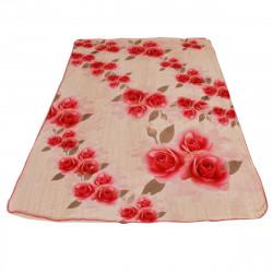 Одеяло 150/200 с DF пано печат - рози