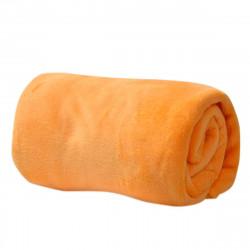 Микрофибърно одеяло 150/200 - жълто