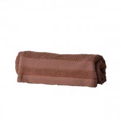 Луксозна хавлиена кърпа 45/70 - кафява