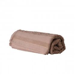 Луксозна хавлиена кърпа 45/70 - бежова
