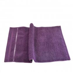 Хавлиена кърпа микропамук 50/80 лилаво