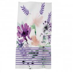 Хавлиена кърпа 70/140 Лилаво цвете