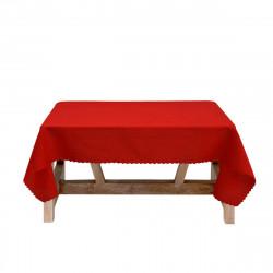 Луксозна покривка за маса 150/220 - червена