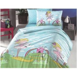 Детско спално бельо ранфорс Fairy Tale