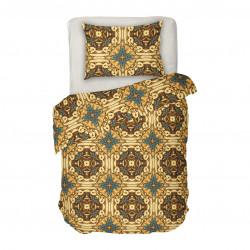 Единичен спален комплект Boho Style ранфорс