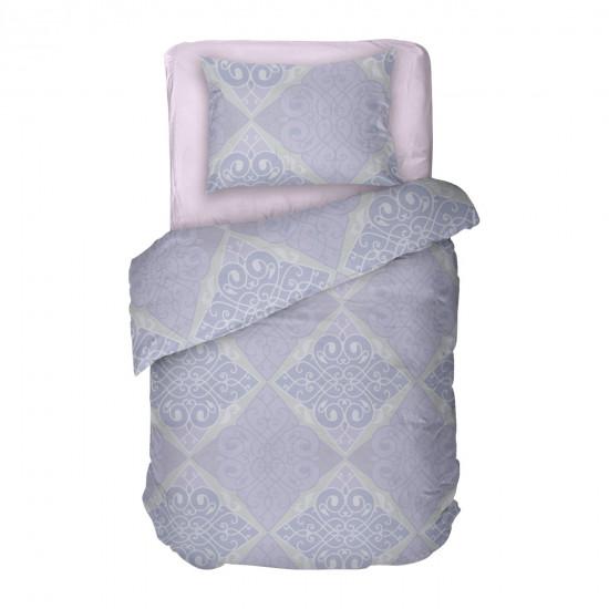 Единичен спален комплект Viola ранфорс