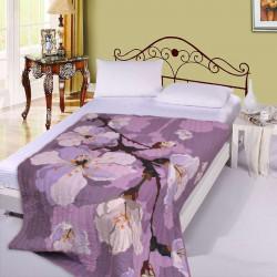 Шалте от микрофибър Purple Blossom