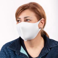 Пакет 100 бр - Неопренови маски бели за многократна употреба - NRP - НАЛИЧНО