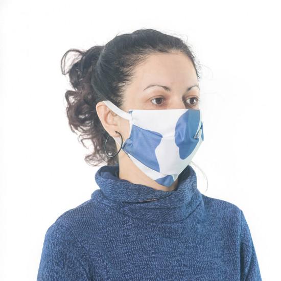 Защитна маска за многократна употреба Print D3