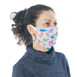 Защитна маска за многократна употреба Print D9