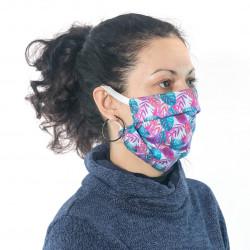 Защитна маска за многократна употреба Print D12