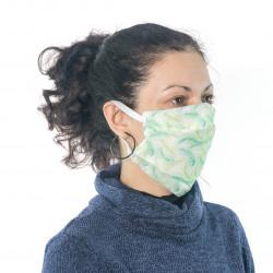 Защитна маска за многократна употреба Print D13