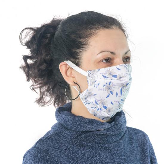 Защитна маска за многократна употреба Print D14