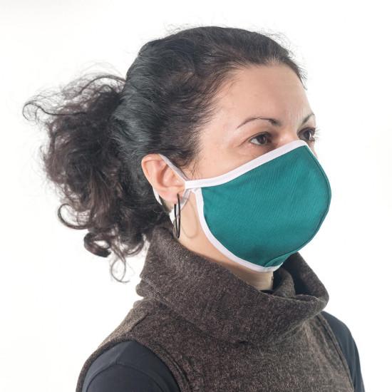 Пакет 20 бр - Памучна предпазна маска за многократна употреба D20