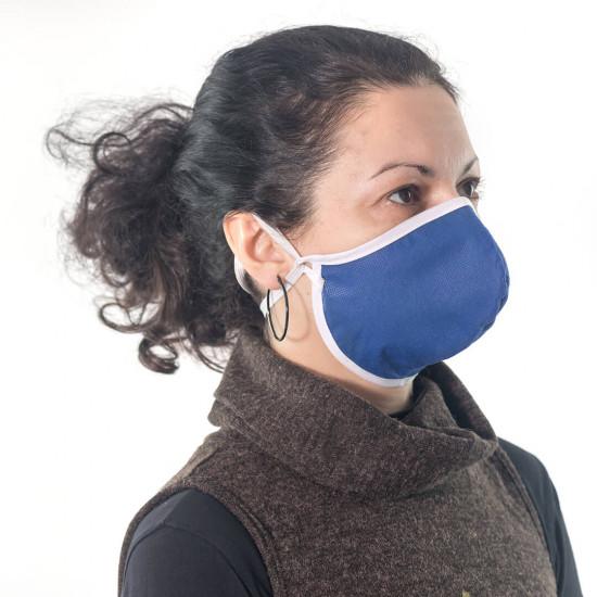 Пакет 50 бр - Памучна предпазна маска за многократна употреба D21