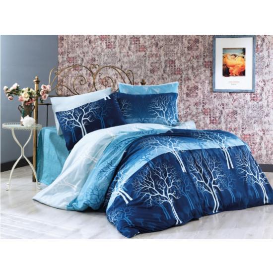 Спално бельо 100% Памук Дървесен Приятел