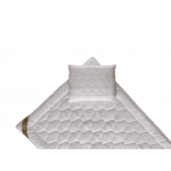 Луксозна бебешка олекотена завивка Tencel