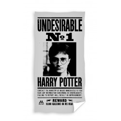 Памучна плажна кърпа Harry Potter Undesirable