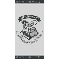 Памучна плажна кърпа Harry Potter Hogwarts
