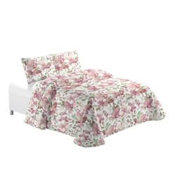 Кувертюра за единично легло Floral Impression