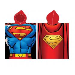 Лицензирано детско пончо Супермен