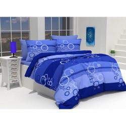 Памучно спално бельо Blue Boo