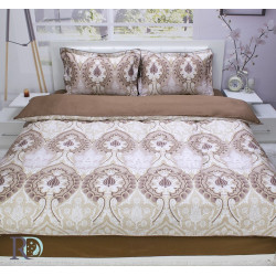 Спално бельо памучен сатен Rosena
