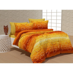 Памучно спално бельо Orange Boo