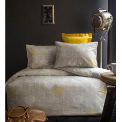 Модерен спален комплект Axal Ocher