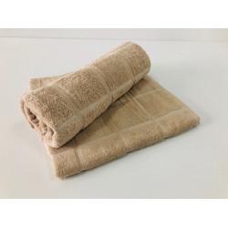 Хавлиена кърпа за тяло Ares Бежово