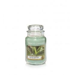 Ароматна свещ Aloe Water голям