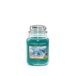 Ароматна свещ Icy Blue Spruce голям