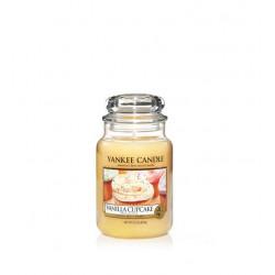 Ароматна свещ Vanilla Cupcake голяма