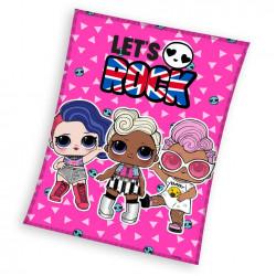Детско одеяло LOL girls 150/200