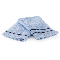 Хавлиена кърпа 30/50 цвят синьо Класик