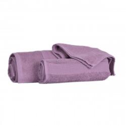 Средна хавлиена кърпа 50/80 МИЛА лилаво