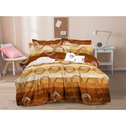 Спално бельо с олекотена завивка Съни 3D