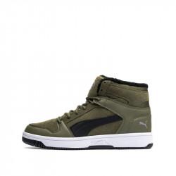 Оригинални спортни обувки Puma Rebound Lay Up Fur SD  от StyleZone
